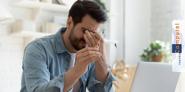 5 tips om vermoeide ogen te voorkomen